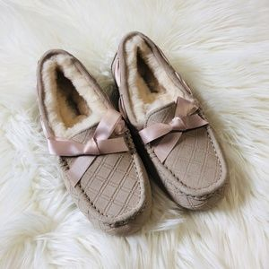 ed2547734a2 Ugg Australia Dakota Double Diamond Slippers NWOB NWT